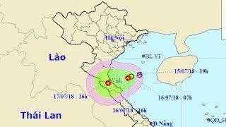 Tin Bão Mới Nhất Hôm Nay: Tin áp thấp nhiệt đới gần bờ