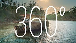 360: Murray River, New South Wales, Victoria and South Australia, Australia