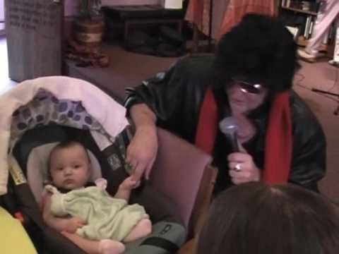 Elvis Sings to Gerry!