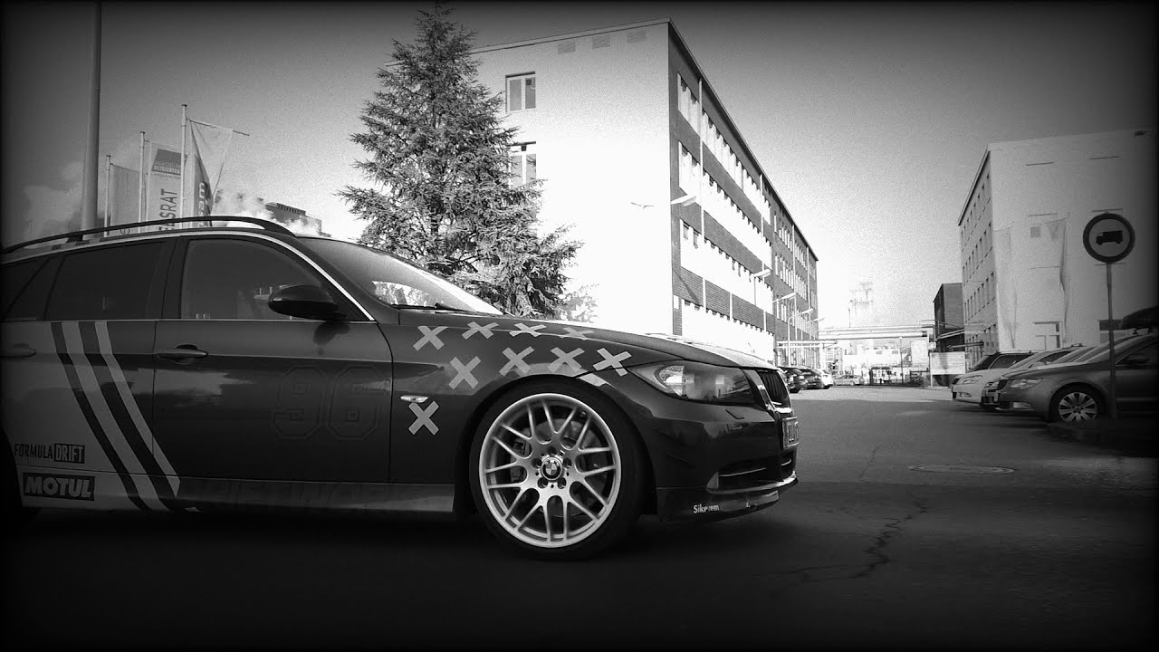Some Rolling Shoots from a BMW E91