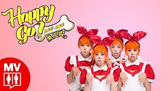 【happy Go! 黑皮狗!】amoi-amoi@red People-2018超狂狗年賀歲舞曲
