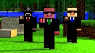 Minecraft песня прикол