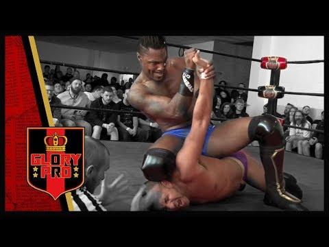 |FREE MATCH| Shane Strickland vs Hakim Zane | Glory Pro