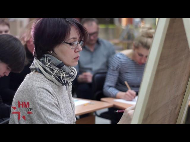Каждый четверг Денис Никонов проводит мастер-классы в музее