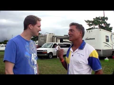 Hampton Cup Regatta - Tom Pakradooni Interview