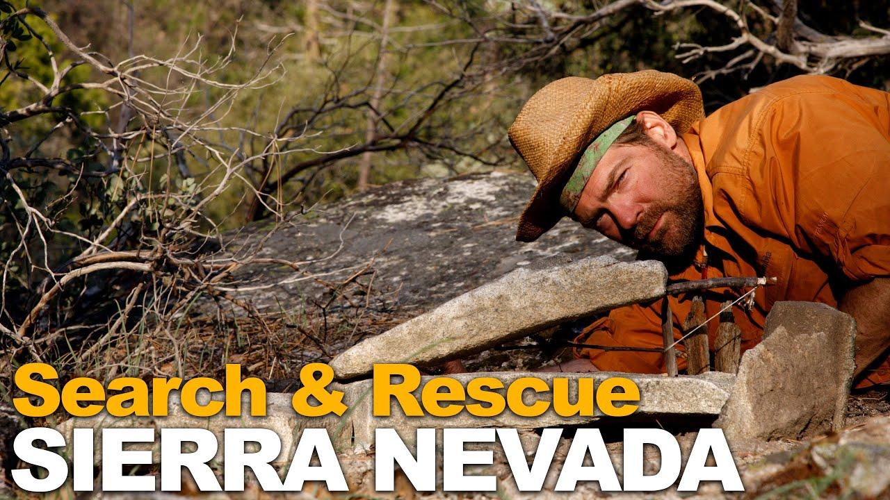 Download Survivorman   Season 3   Episode 1   Sierra Nevada   Les Stroud