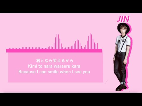 BTS (방탄소년단) 「防弾少年団」- RUN Japanese Ver.日本語歌詞 [JPN lyric, romaji, eng sub]
