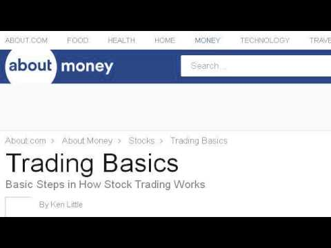 Basics Of Bond Trading