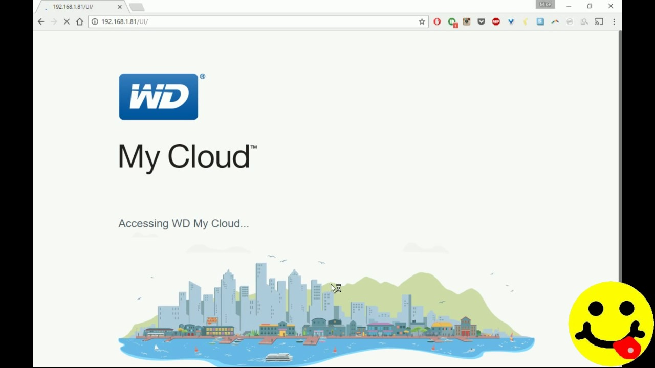 New WD MyCloud App Setup for backing up Pictures and Video to dedicated  folder - LG V20