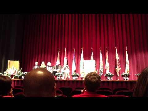Samuel Cohen-Tanugi Gives Student Address at Stanford Phi Beta Kappa Initiation Ceremony