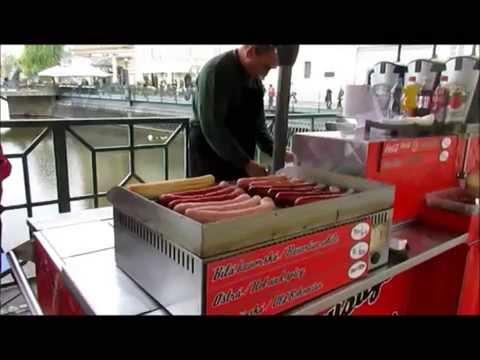 KLOBASY   Prague Street Food - Food Travel #07
