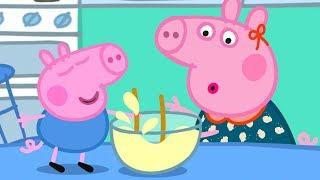 Peppa Wutz | Peppa macht Pfannkuchen! | Peppa Pig Deutsch Neue Folgen | Cartoons für Kinder