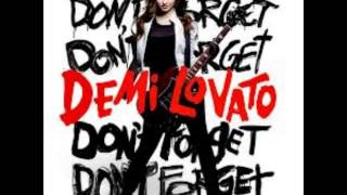 Watch Demi Lovato Middle video