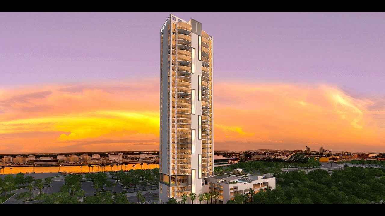 Eleve 61 Condos For Sale In Tampa 858 Channelside Drive Tampa Florida