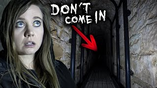 WARNED Not to Enter | Underground Prison Cells at HAUNTED Coal Mines
