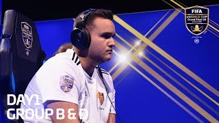 FIFA eWorld Cup 2018- Groups B & D (English Commentary)