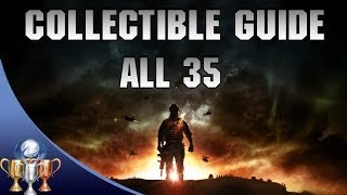 Battlefield 4 - Collectibles Locations - All 35 Dog Tags & Weapons Collectibles Missions Guide