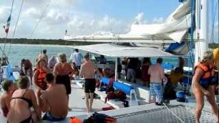 Catamaran Riviera Maya Tulum Tour