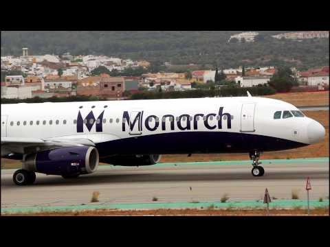 Malaga Airport (AGP) - Plane Spotting No. 1