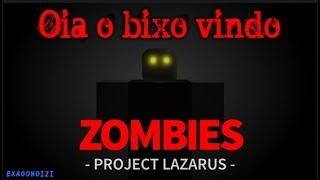 ROBLOX Project Lazarus-I'd rather die than sit on the zombie's head [#1]