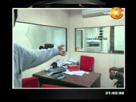 Sri Lanka bank branch in Chennai attacked