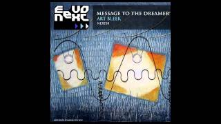 Art Bleek - Message To The Dreamer