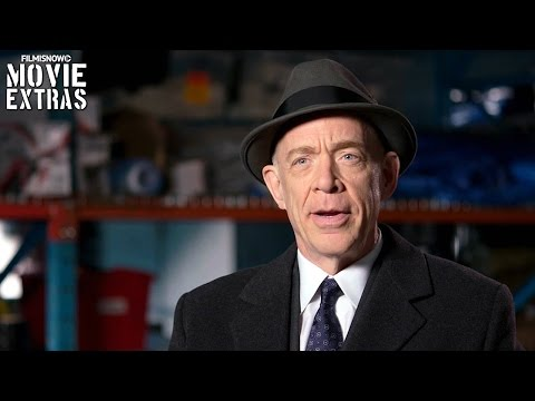 The Accountant | On-set visit with J.K. Simmons 'Ray King'
