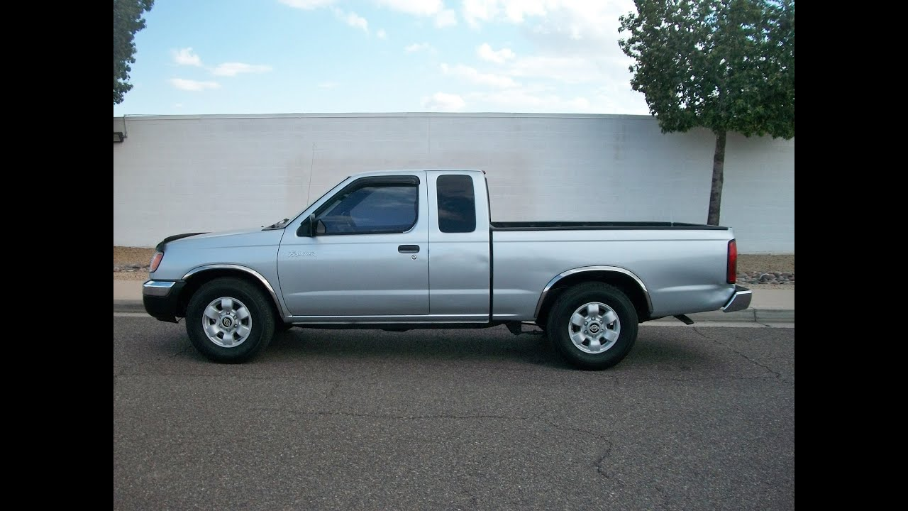 2000 nissan frontier 2wd xe king cab i4 new tires 5 spd. Black Bedroom Furniture Sets. Home Design Ideas