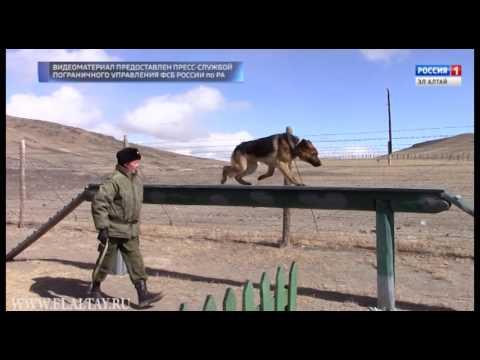 Пограничному управлению ФСБ России по Республике Алтай исполнилось 53 года