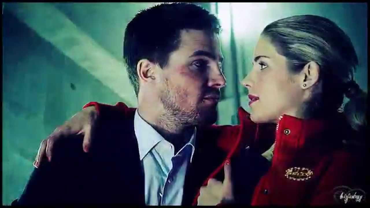 Oliver Queen & Felicity Smoak - YouTube