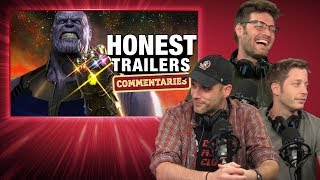 Honest Trailers Commentary - Avengers: Infinity War