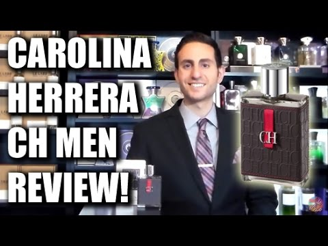 CH Men by Carolina Herrera Fragrance / Cologne Review