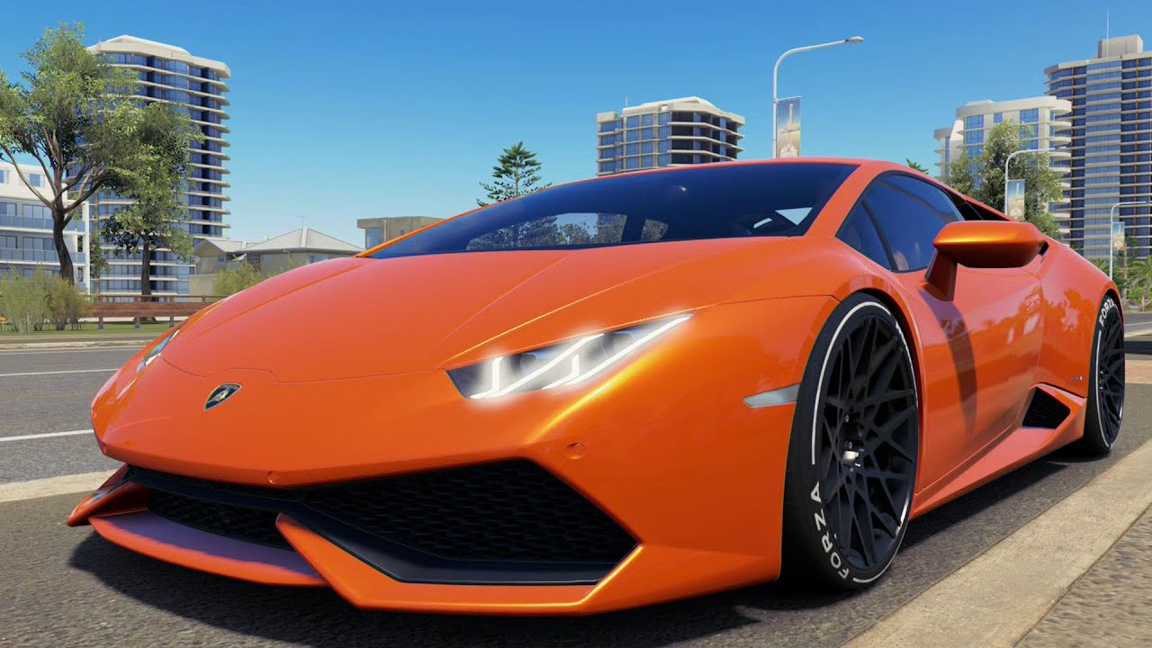 lamborghini huracan lp 610 4 horizon edition 2014 forza. Black Bedroom Furniture Sets. Home Design Ideas