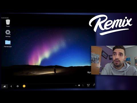Review de Remix Os, Android en nuestro escritorio (overview en  español)