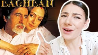 BAGHBAN BOLLYWOOD REACTION | TRAVEL VLOG IV