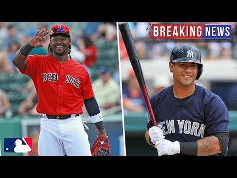 Red Sox designate Hanley Ramir hanley