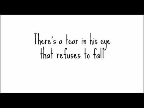 blank sheet of paper w lyrics youtube