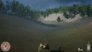 Military Life Tank Simulation HD gameplay