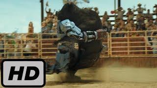 Робот против быка. Живая сталь. (1/2) | 2011 | HD