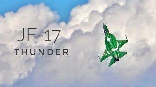 Pakistan JF-17 Thunder at Paris Air Show 2019