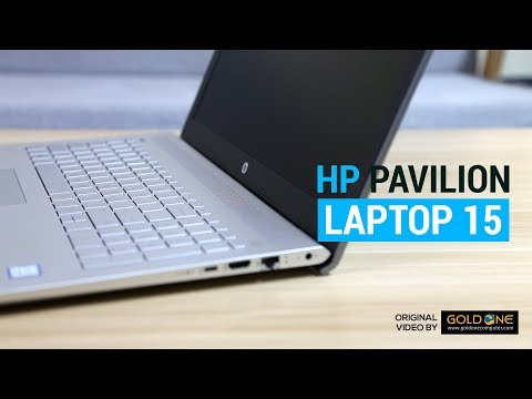 New HP Pavilion Laptop 15 Review / Khmer - Gold One TV EP48