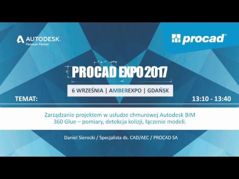 PROCAD EXPO 2017 – cz. 1 prelekcji