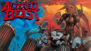 Finally Beating Altered Beast After Nearly 30 Years!