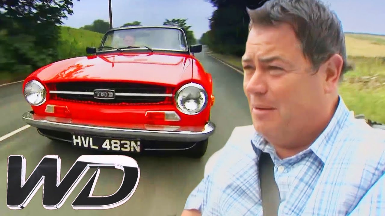 Mike Loves A Test Drive Wheeler Dealers Youtube