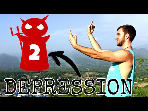 How To Cure Depression – Powerful Supplement Combinations (Part 2/3)