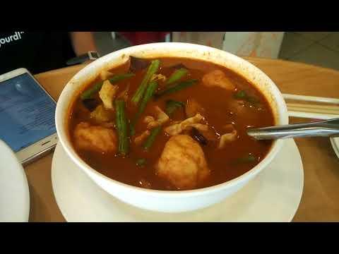 Ring Zhi Vegetarian Restaurant in Kepong | Vegan Food Adventures with Raw Chef Yin