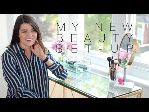 My New Beauty Set-Up | ViviannaDoesMakeup