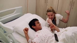 Amber Heard Joins SAMS on Medical Mission to Jordan- April 2018