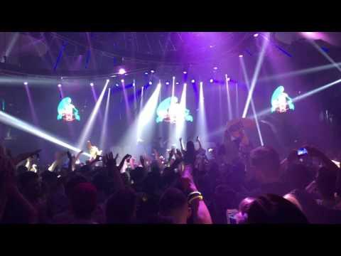 Dada Life Live at Rebel, Toronto - March 24, 2017 Clip 2/2