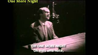 Phil Collins - One more night (legendado em ING/PORT)